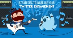 Getting users to engage on your tweets can be difficult, so we found 23 strategies to increase Twitter engagement and CTR.