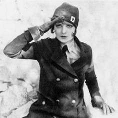 Clara Bow in Wings (1927)