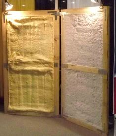 Keep the weather outside a blog post about why spray foam spray foam insulation vs satac insulation for pole barns metal buildings and other commercial properties solutioingenieria Image collections
