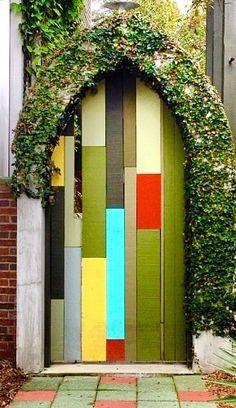 Rosemary Beach, Florida door