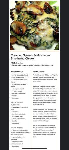 Clean Recipes, Low Carb Recipes, Diet Recipes, Cooking Recipes, Healthy Recipes, Lean Protein Meals, Lean Meals, Lean And Green Meals, Greens Recipe