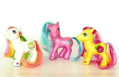 My eBay: Active Coconut Cream, Mlp, My Ebay, My Little Pony, Bouquet, Outdoor Decor, Pink, Bouquet Of Flowers, Bouquets