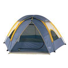 ウェンゼル Wenzel アルペン 3ポール 3人用 ペンタ ドームテント キャンプ 輸入テント ソロキャンプ