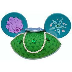 Your WDW Store - Disney Hat - Ears Hat - Little Mermaid - Ariel
