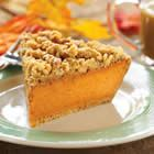 Maple Walnut Pumpkin Pie. My FAVOURITE Pumpkin Pie recipe ever! I made this for Thanksgiving last year and everyone loved it. http://allrecipes.com/recipe/maple-walnut-pumpkin-pie/detail.aspx