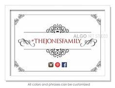 Instagram Wedding Sign If You Instagram Instagram by AlgoArtStudio