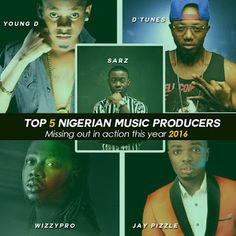 TOP 5 NIGERIA MUSIC PRODUCERS MISSING IN ACTION THIS YEAR 2016   Whatsapp / Call 2349034421467 or 2348063807769 For Lovablevibes Music Promotion   Top 5 Nigeria Music Producers Missing In Action This Year 2016  It seems like some of the prestigious and talented music producers we have here in Nigeria went AWOL this year. 2016 is gradually coming to an end and we have not seen these names present in any music production throughout this year. Today we will be looking at the profiles of the top…