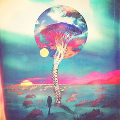 Psychedelic Art by Signalstarr | Abduzeedo Design Inspiration