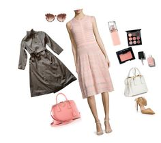 """""""For Andrea and your daytime event! Rain or shine... You have options...!!!"""" by cherithreadgill ❤ liked on Polyvore featuring M Missoni, Prada, Cutler and Gross, Nicholas Kirkwood, NARS Cosmetics, Chanel, HUGO, MAC Cosmetics and Burberry"""