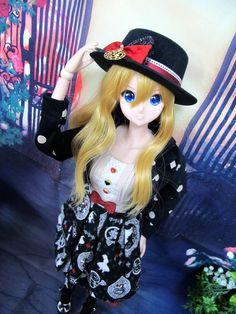 Smart Doll Kizuna Yumeno by dolktokyo