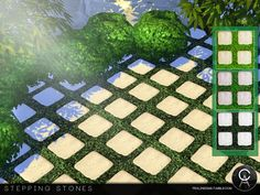 The Sims Resource: Stepping Stones by Pralinesims • Sims 4 Downloads