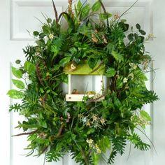 Wild Flowers Wreath