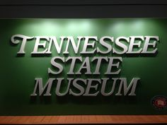 The Tennessee State Museum can be traced back to a museum opened on the Nashville public square in 1817 by portrait artist, Ralph E.W. Earl. A young visitor to that museum in 1823 wrote home that he had seen a life-size painting of then General Andrew Jackson. That same painting hangs today in the State Museum. The Museum currently occupies 3 floors, covering approximately 120,000 square feet with more than 60,000 sqft devoted to exhibits. Free admission.