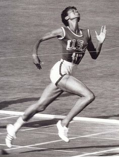 """Never underestimate the power of dreams and the influence of the human spirit. We are all the same in this notion: The potential for greatness lives within each of us.""  - Wilma Rudolph"