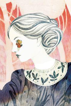 Adolfo Serra ilustra el XI Premio Anaya de Literatura Infantil y Juvenil: 'La voz del árbol', de Vicente Muñoz Puelles.