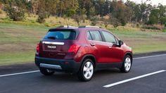 Chevrolet Tracker é eleito o melhor utilitário leve