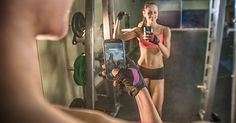 Your Gym Selfie Might Actually Be Helping You Lose Weight