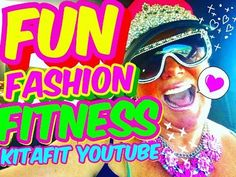 Fun Fashion Fitness  Kitafit Happy Monday to you, I vlog today and express to you from my heart my fun position on fun, fashion and fitness. Shift things up today wear a sparkling tiara or maybe a fun pair of shoes....or , clear a room, organize your closets, switch up your food, your drink, switch up to something new and fresh and different. When you shift up things in your life you have a greater chance of opening up your creative mind body flow. xoxo christianity, catholic, religion…