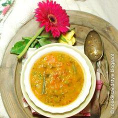 Minestrone di Verdure mit Quinoa