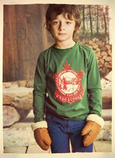 Sun Child 3000 Too Shuss #fashion #kid #t-shirt #hiver 2013-2014