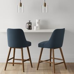 counter stool from project 62 at target Kitchen Counter Chairs, Modern Counter Stools, Leather Counter Stools, Dining Decor, Kitchen Decor, Dining Chairs, Kitchen Ideas, Mid Century Bar Stools, Contemporary Style Homes