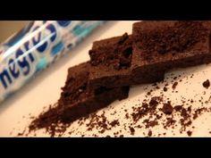 Barra de Marshmallow com Negresco - YouTube