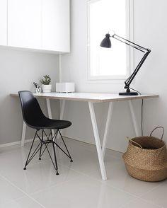 Minimal workspace @designwash