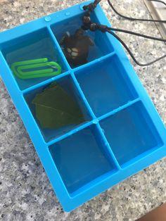 Frozen Ice activity for your children!