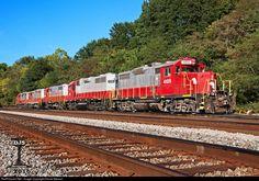 RailPictures.Net Photo: GNRR 4125 Georgia Northeastern EMD GP20 at Marietta, Georgia by David Stewart