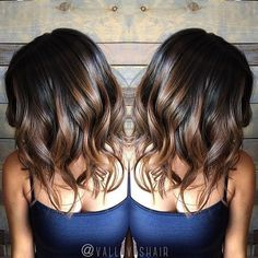 summer brunette hair colors 2016 - Google Search
