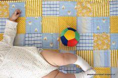 Baby quilt - http://pequenomundoa3.blogspot.pt/2015/10/quilt-love.html