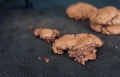Some Kitchen Stories | Nutella Peanut Butter Chocolate Chunk Cookies | http://somekitchenstories.com