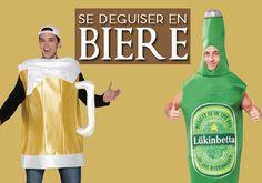 La bière est l'ami d