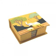 These Eco Maximus elephant dung note holders are full of colour and fun – perfect for elephant lovers everywhere! Rustic Photo Albums, Natural Disinfectant, Note Holders, Paint Cards, East Sussex, Habitats, Charity, Book Art, Celebration
