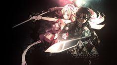 Sword Art Online Background Wallpaper