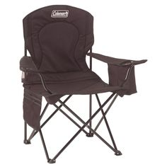 Coleman Camping Oversized Quad Chair with Cooler *** You can find out more details at the link of the image.