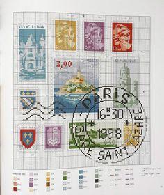 Gallery.ru / Фото #19 - Les plus belles collections au point de croix - Gala40