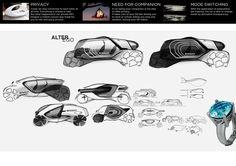 Renault Alter_Ego on Behance