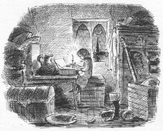 Ardizzone is massively influential in the realm of children's illustration Illustration Pen And Ink, Black And White Illustration, Ink Illustrations, Graphic Illustration, Edward Ardizzone, Paint Photography, Tinta China, Print Artist, In This World
