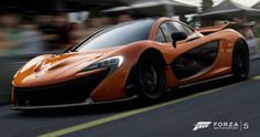 Forza 5 documents the splendor of the McLaren P1