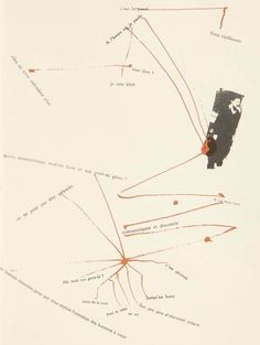 """Example of Detournement technique. Page from """"Memoires."""" Guy Debord and Asger Jorn, 1959. Resource: Kagablog. (n.d.). Retrieved from http://kaganof.com/kagablog/category/contributors/the-society-of-the-spectacle/"""