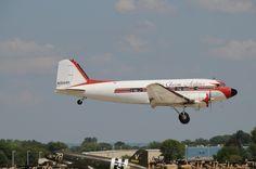 DC-3, Oshkosh, 2010.