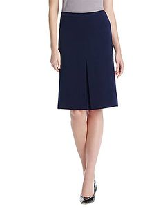 Women's Apparel | Skirts | Seamed A-Line Boot Skirt | Lord and Taylor