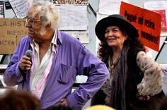Con Isabel Escudero Ríos y la alegría de lo inesperado...