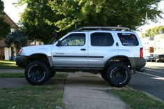 2001 nissan xterra modifications - Google Search Nissan Xterra, Nissan Suvs, Jeep Liberty, 4x4, Girly Car, Jeep Accessories, Hummer, Future Car, My Ride