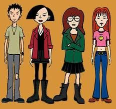 I loved Daria growing up