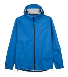The latest addition to our waterproof range, the Autan gives complete protection from the elements in a minimal yet innovative package. Fully waterproof with taped internal seams, the Japanese fabric is 100% recycled and uses a fluorocarbon-free DWR finish. Concealed side pockets and seam-free shoulders complete the look.