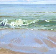 Peinture plus librement: Un atelier à Goleta Plage Marcia Burtt | Apprendre De Vie