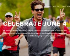 10 Ways to Celebrate National Running Day  http://www.theactivetimes.com/10-ways-celebrate-national-running-day