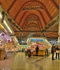 Mercado de Santa Caterina, Barcelona